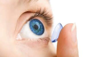 contact lenses exam